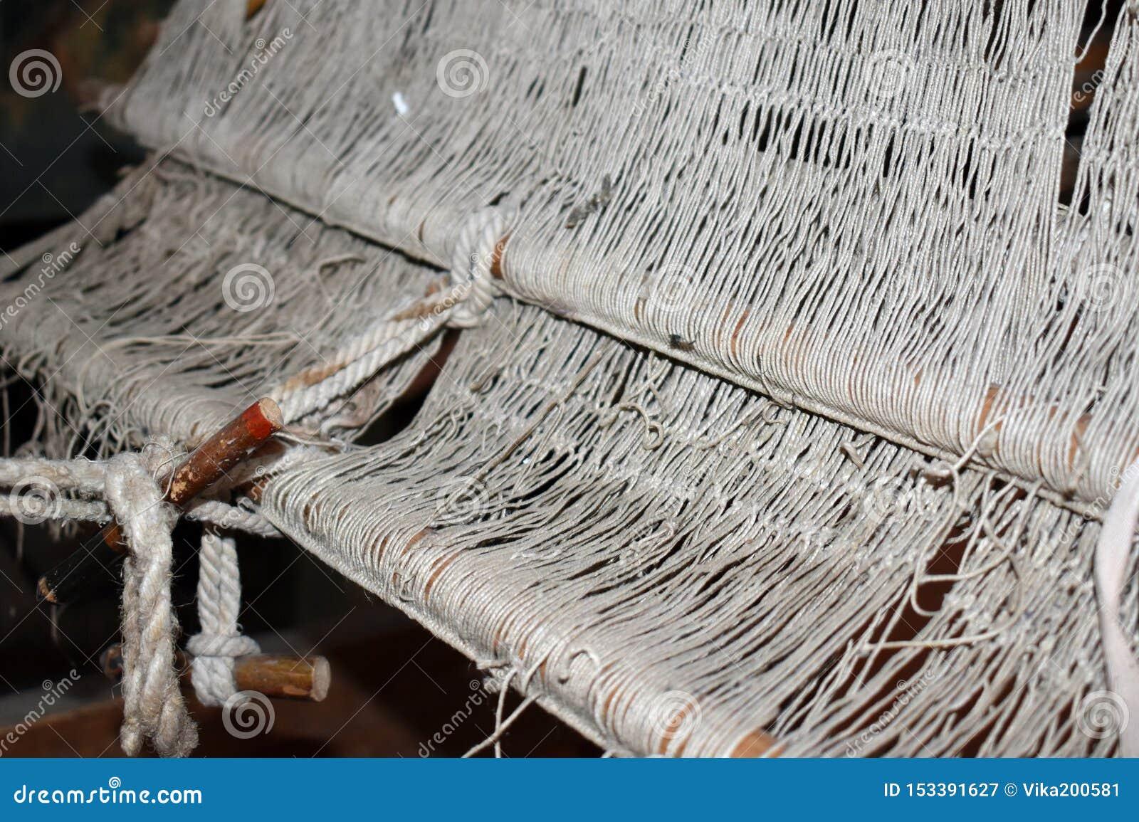 Naaimachine voor het weven van tapijt