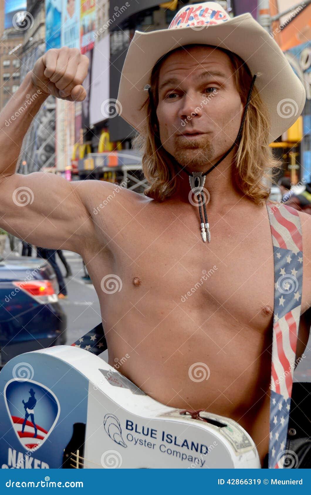Naakte Cowboy