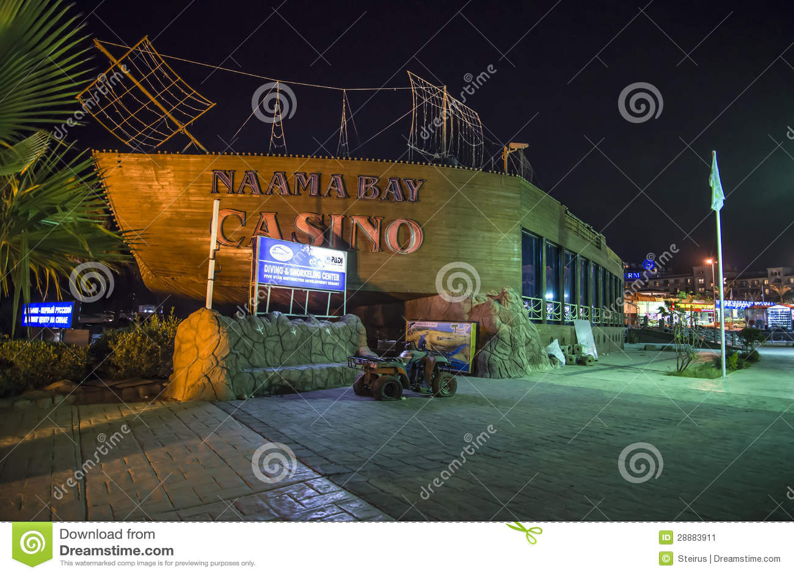 casino naama bay