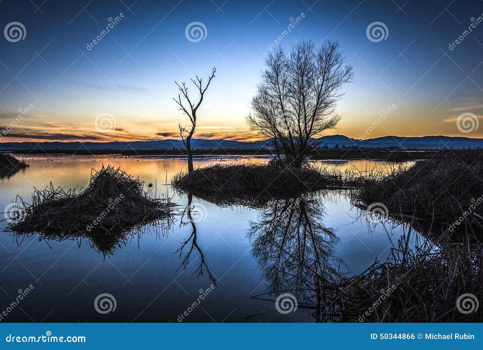 Nach Sonnenuntergang Sacramento-Staatsangehörig-Schutzgebiet