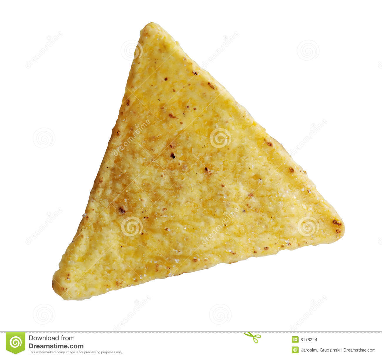 Nacho Chip Stock Images - Image: 8178224