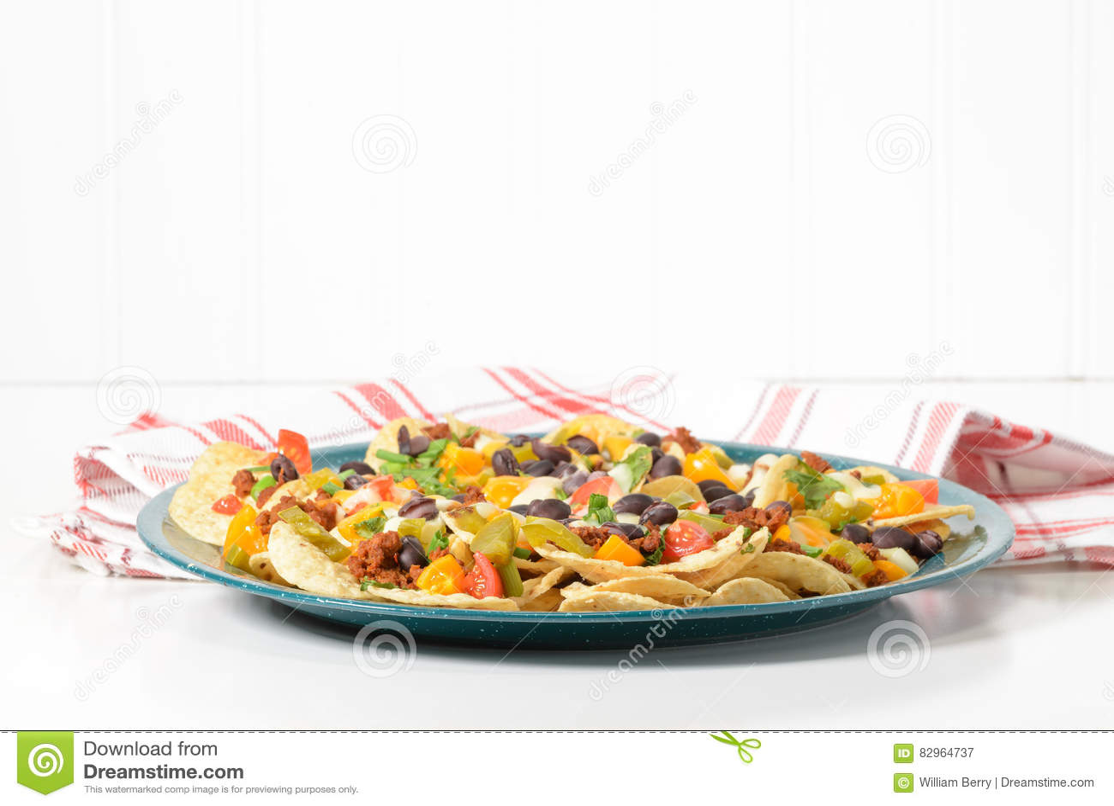Nacho Platter delicioso