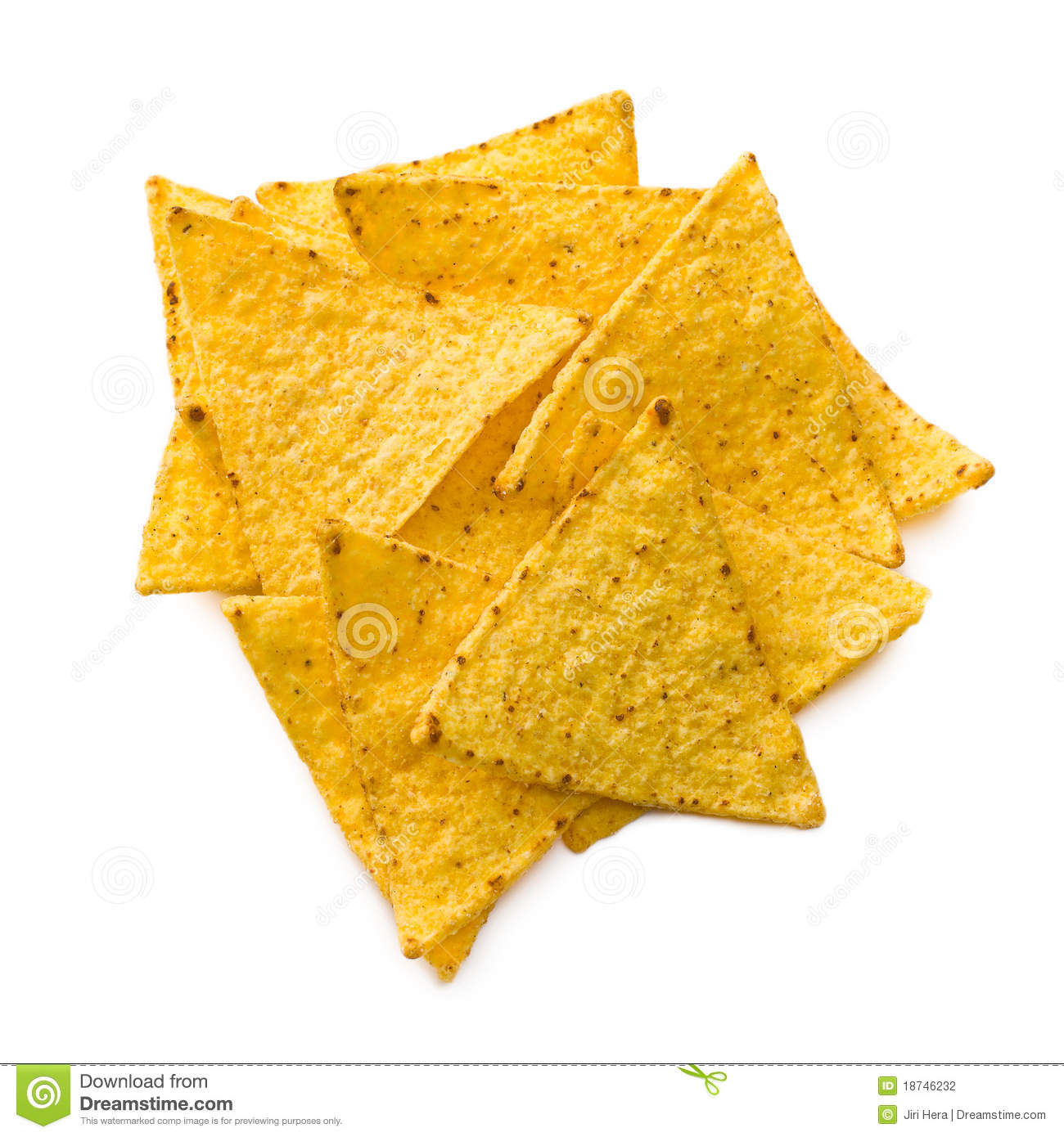 The Nachos Chips Stock Photography - Image: 18746232