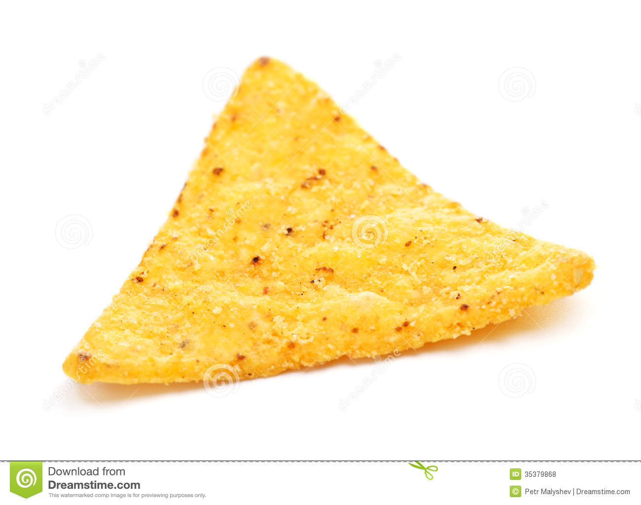 Nachos Chips Royalty Free Stock Photos - Image: 35379868