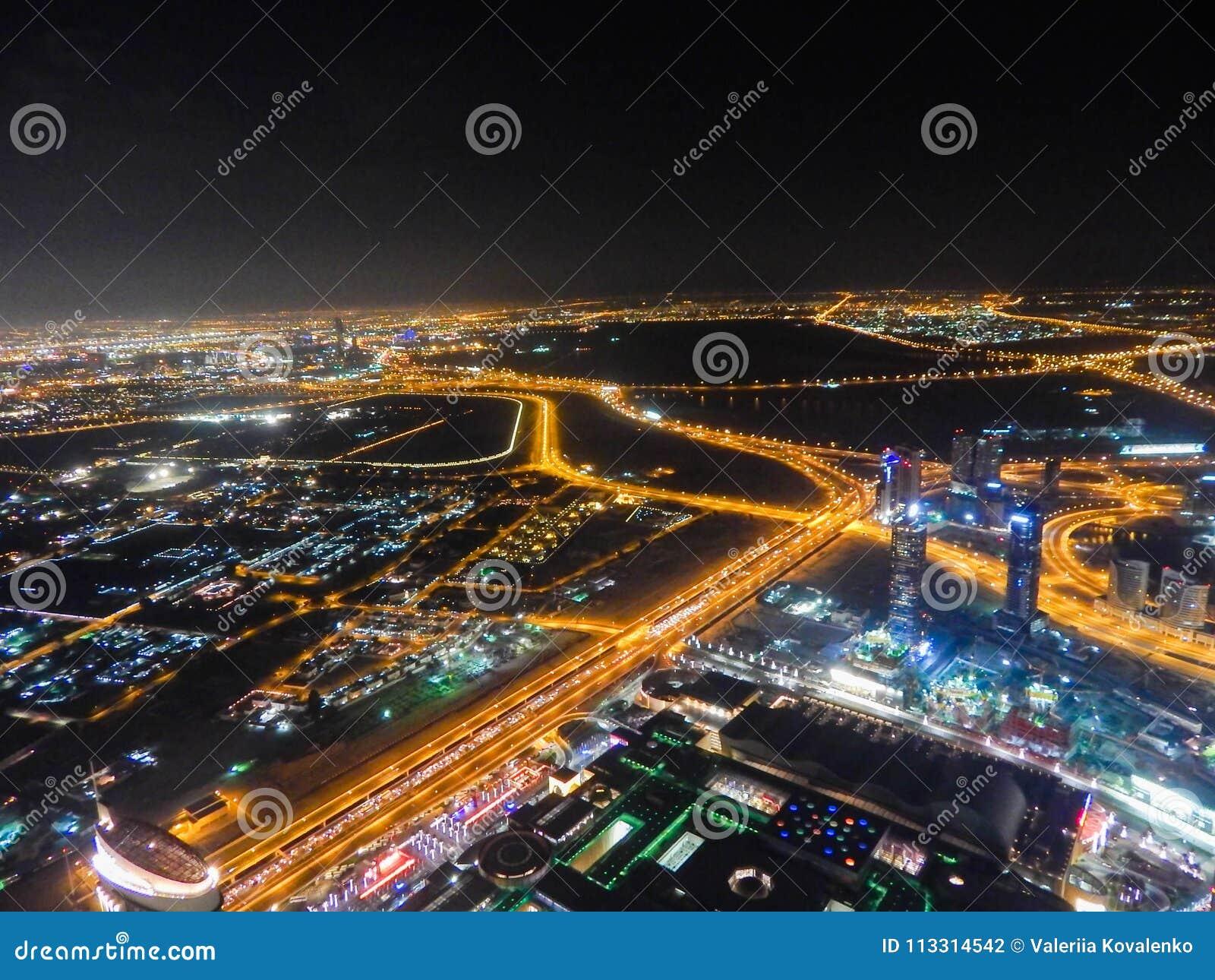 Nacht Dubai