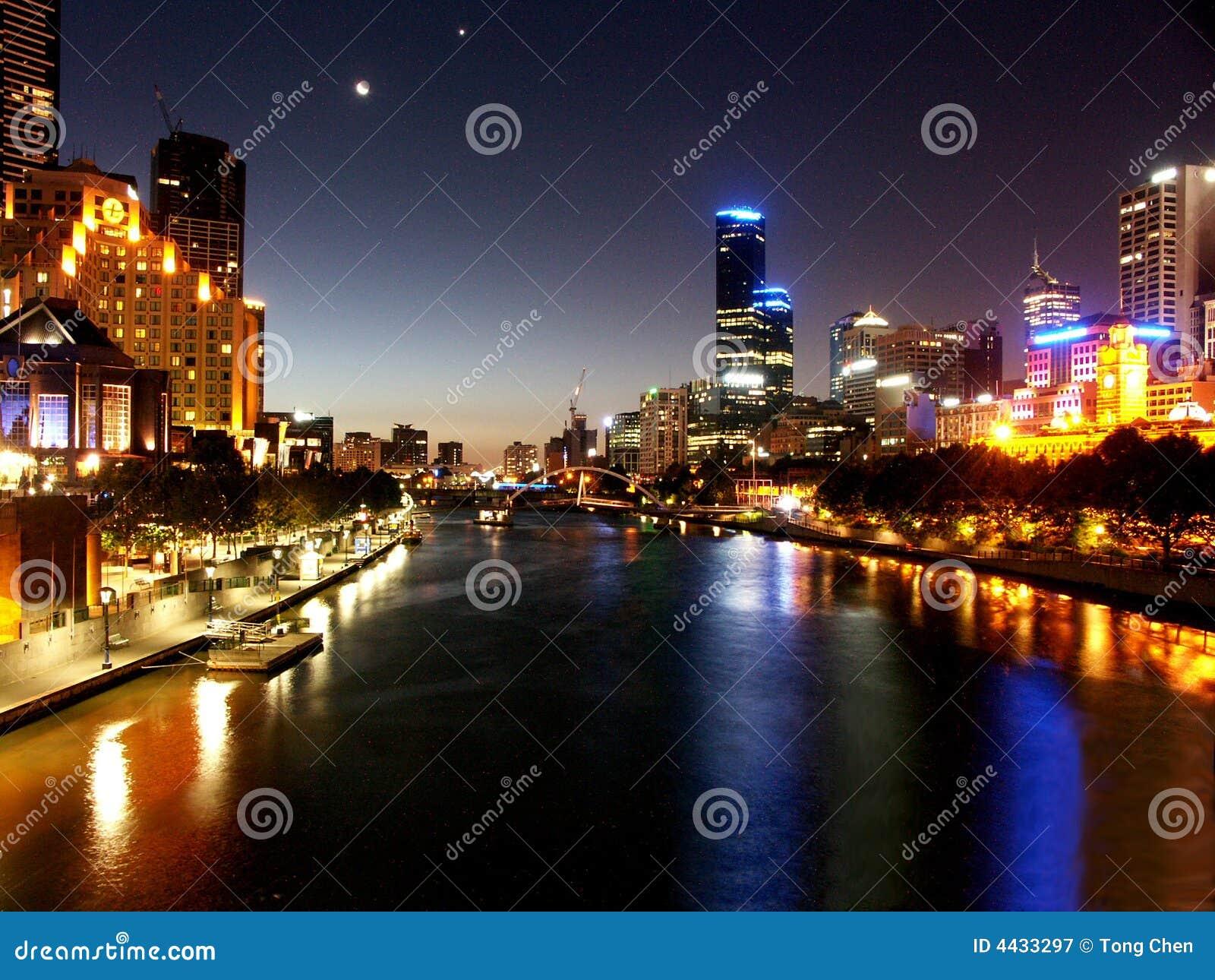 Nacht in Melbourne