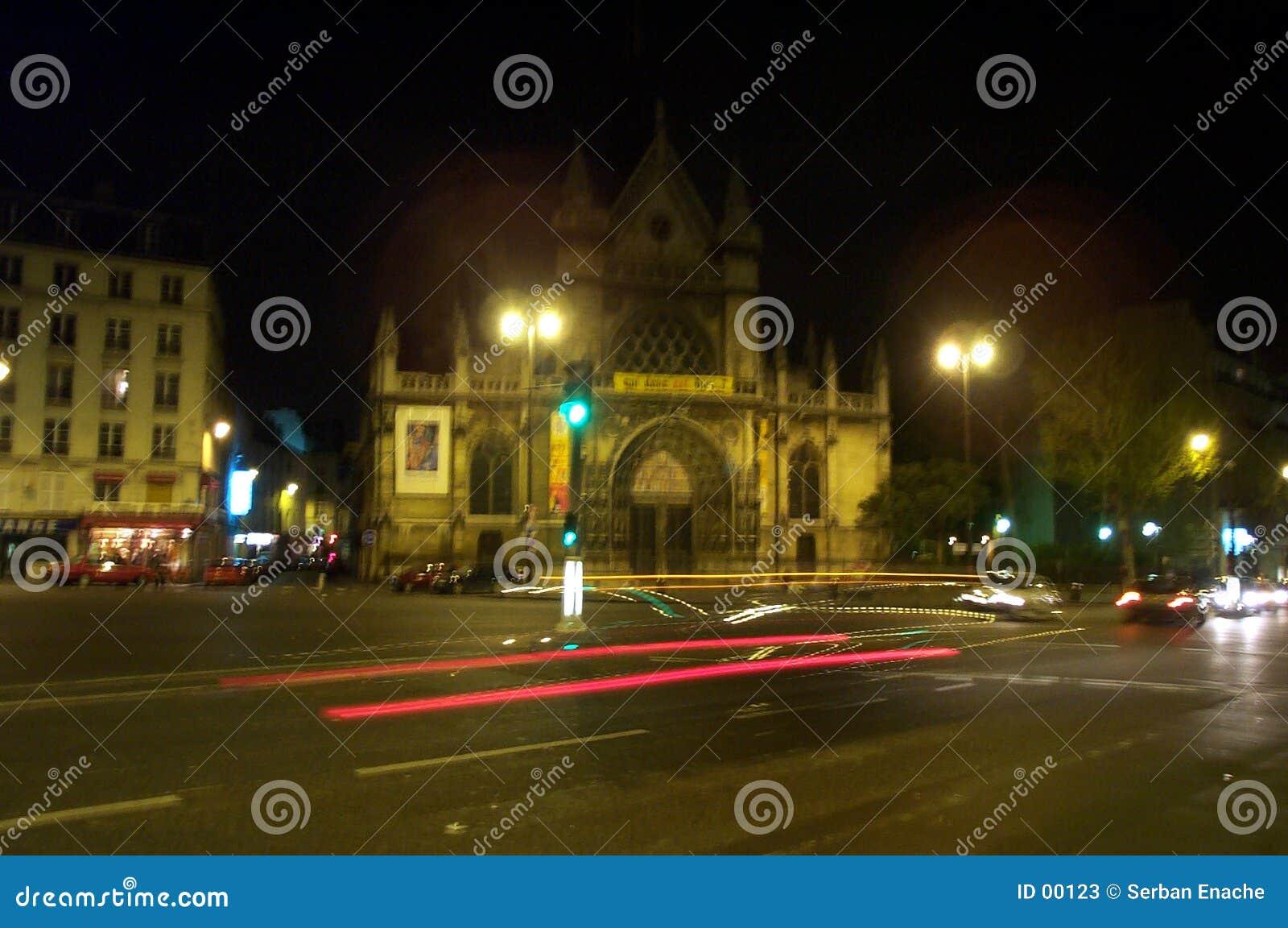 Nacht in Paris
