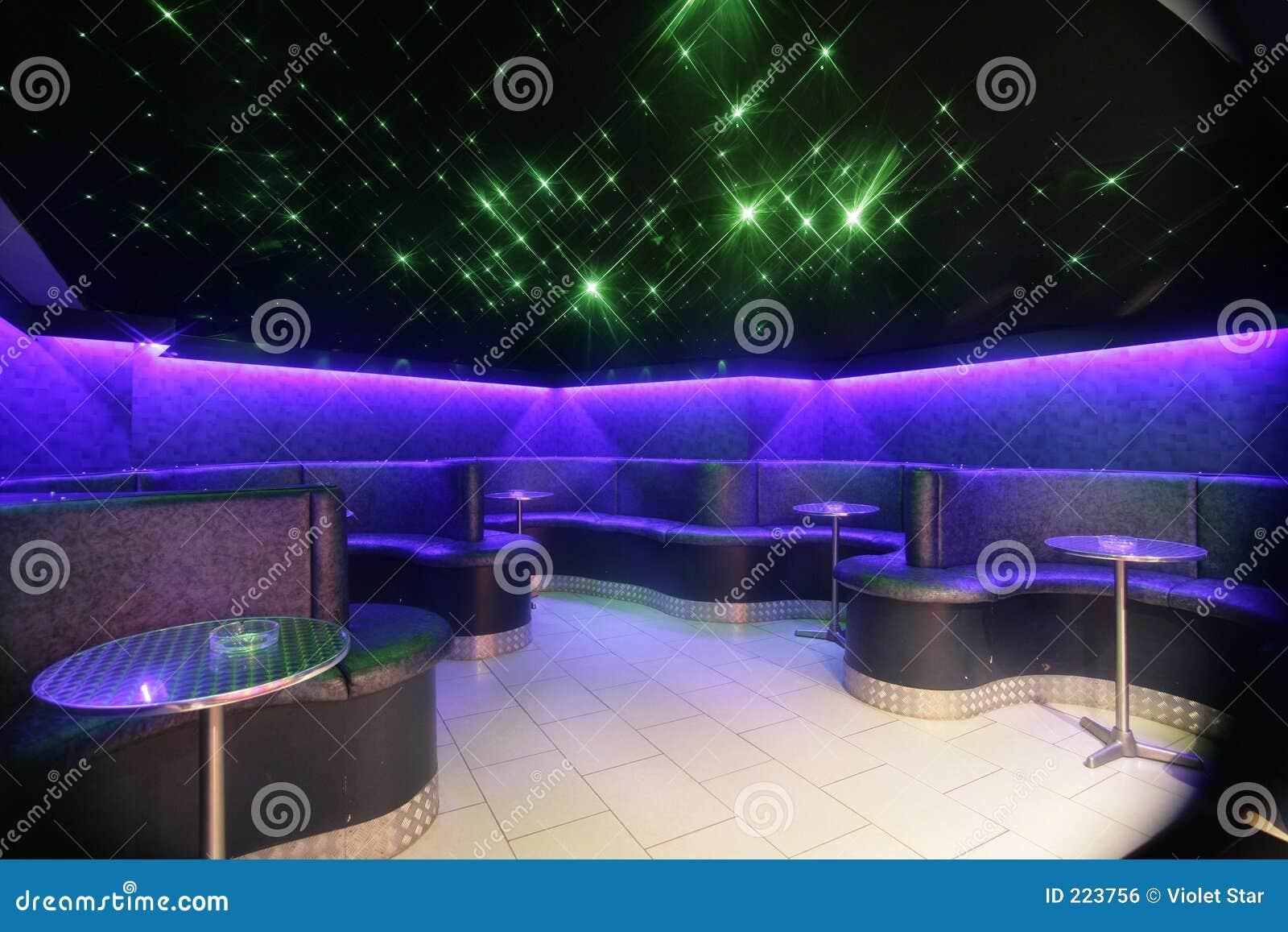 Nachtclub sitzbereich lizenzfreies stockbild bild 223756 - Nachtclub ...