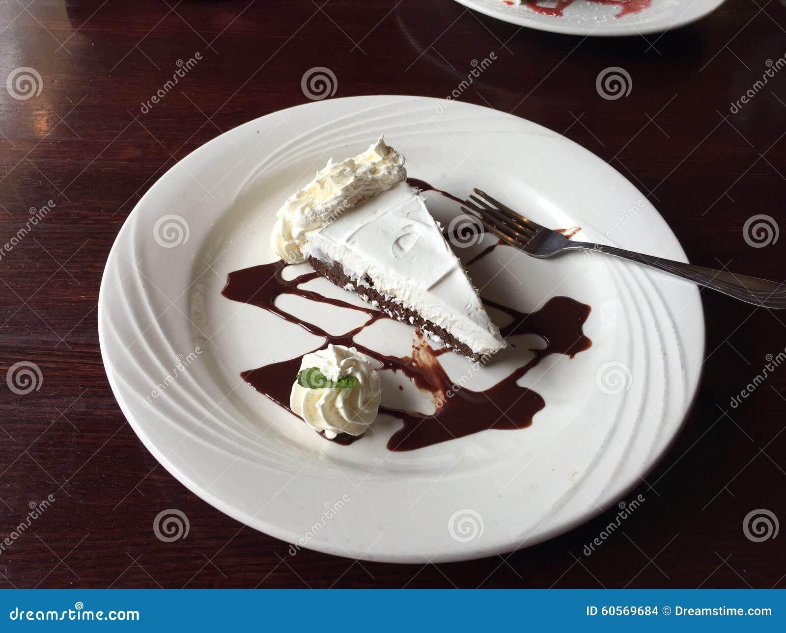 Nachtisch-Kremeis-Kuchen