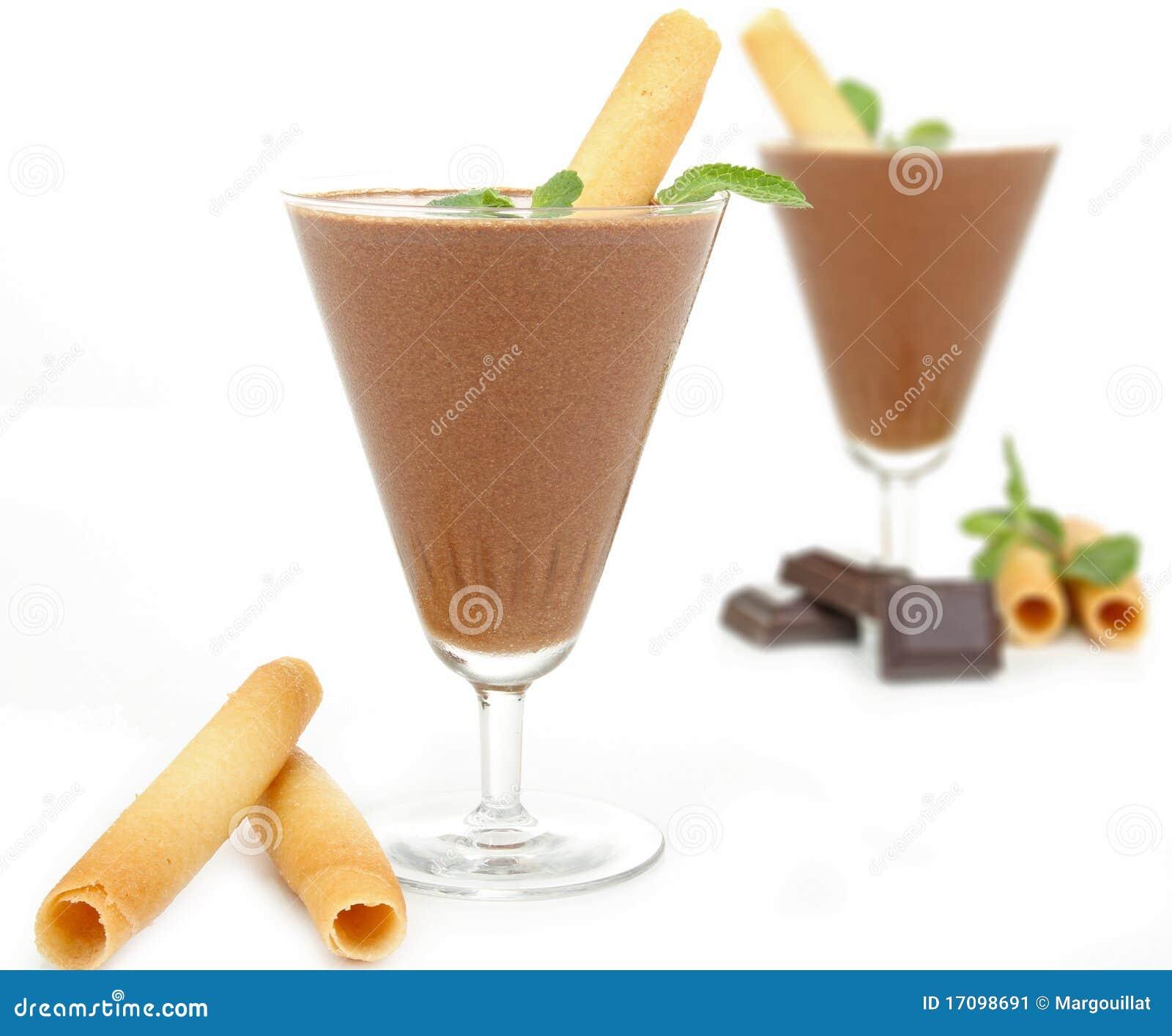 Nachtisch, Schokoladencreme