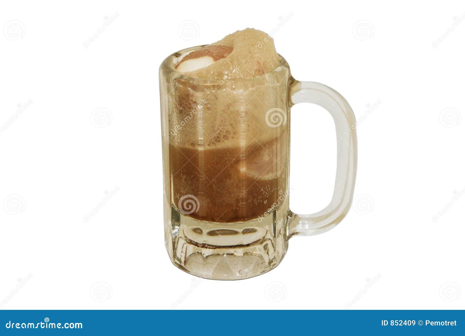 Nachtisch - Wurzel-Bier-Hin- und Herbewegung