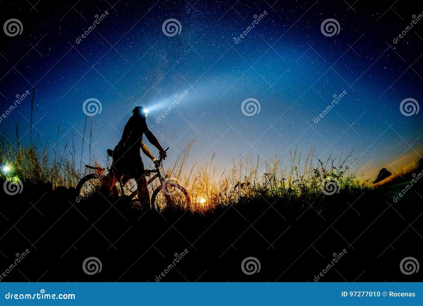 Nachtradfahrer