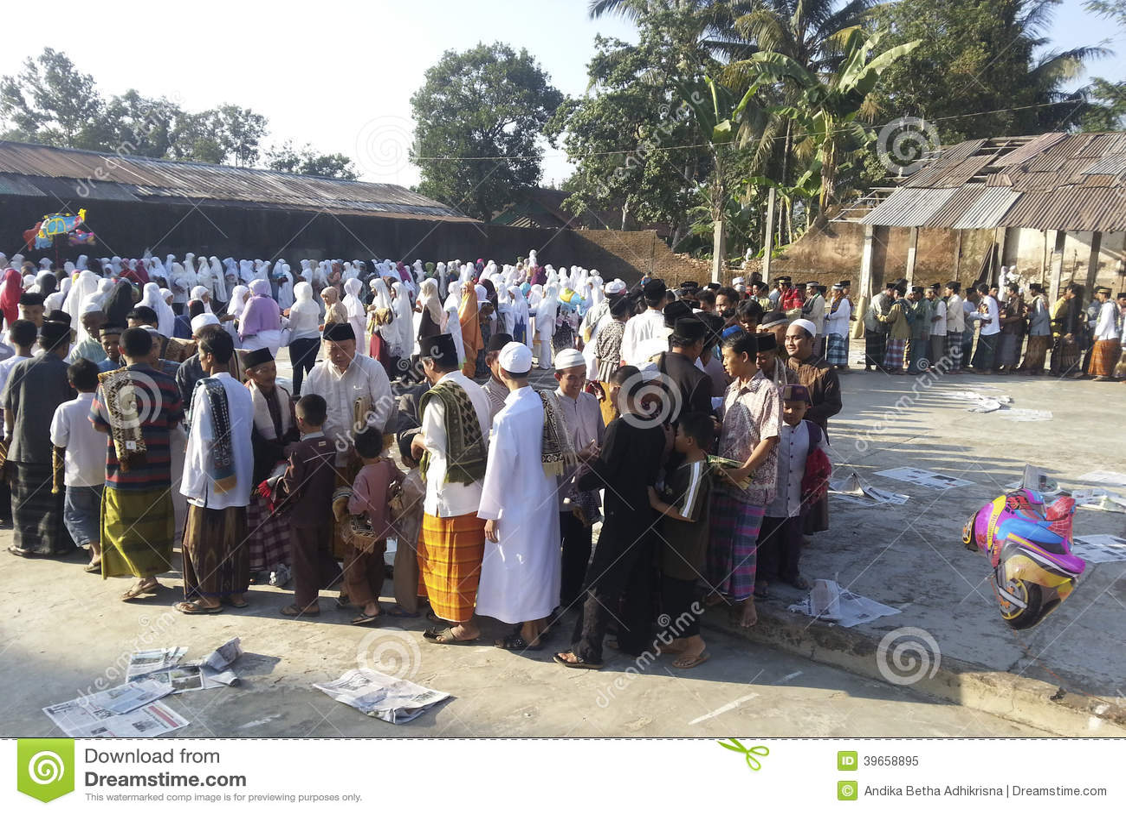 NACIÓN MUSULMÁN DE LA DEMOCRACIA DE LA MAYORÍA DE INDONESIA
