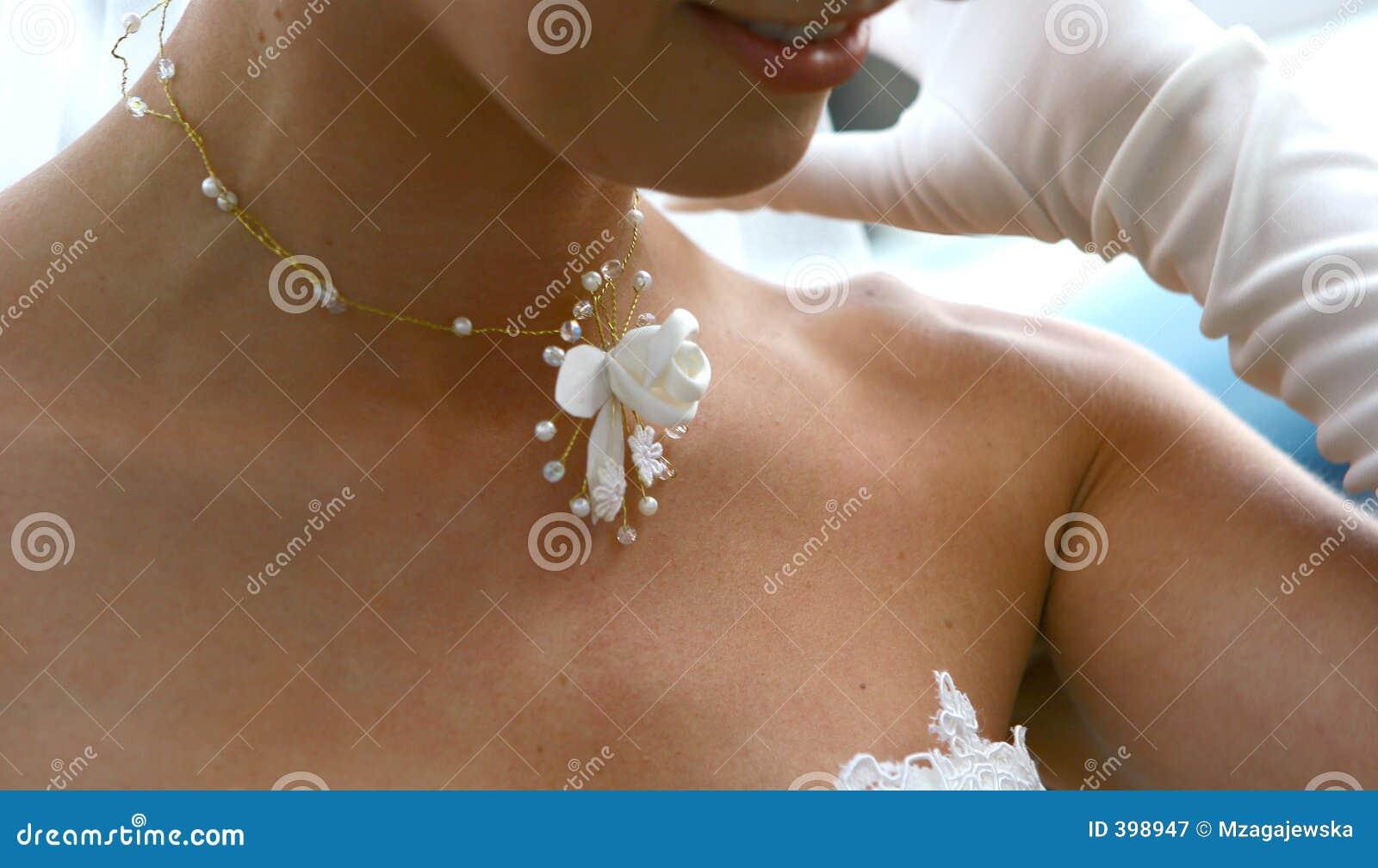 Nacklace de mariage