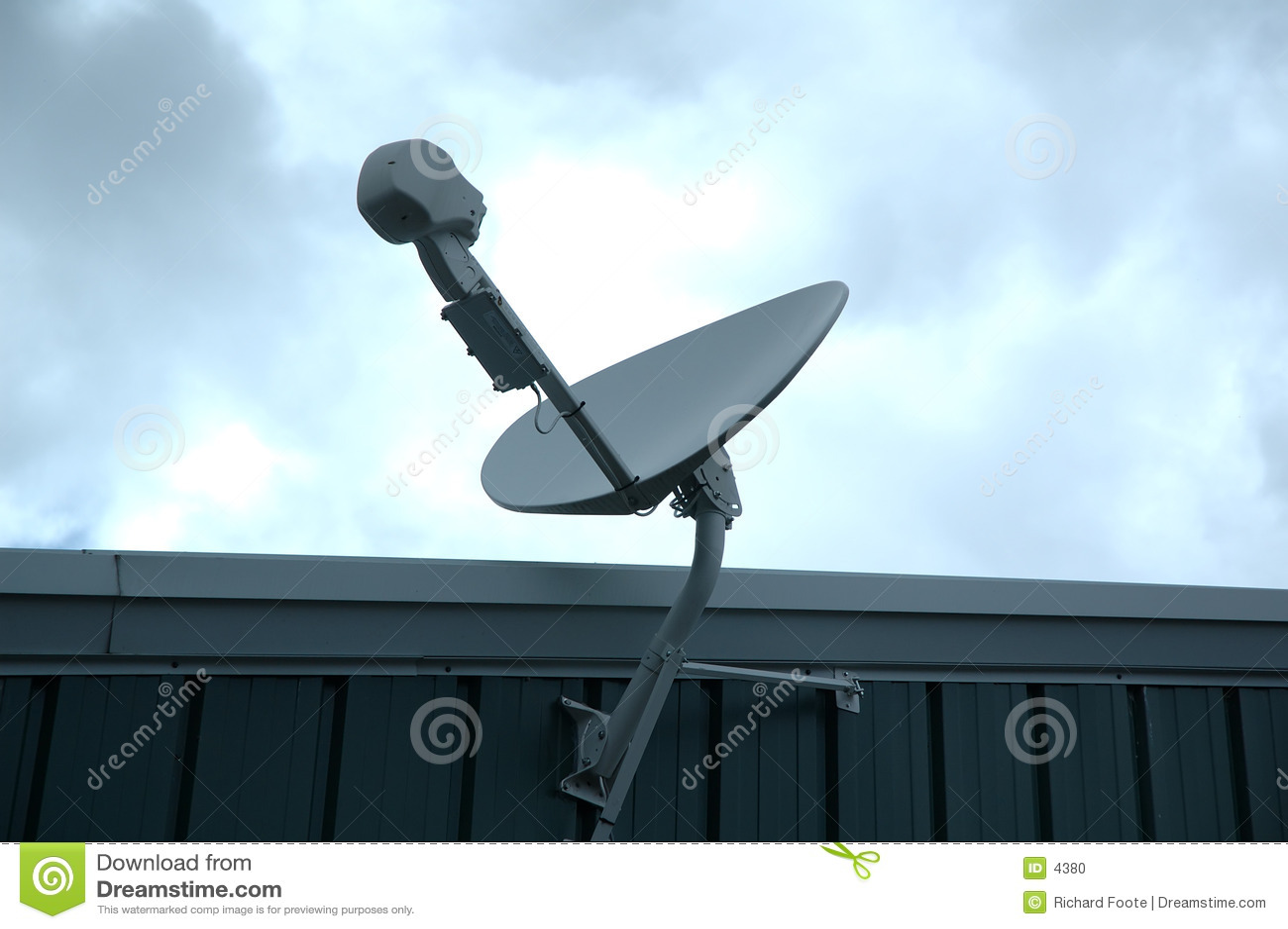 Naczynie satelity