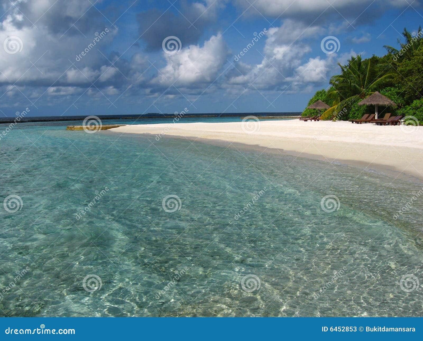 Nad morze na plaży