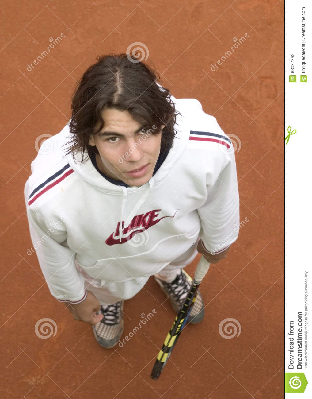 Nadal 158 Editorial Photography Image Of Fame Clay 63087892