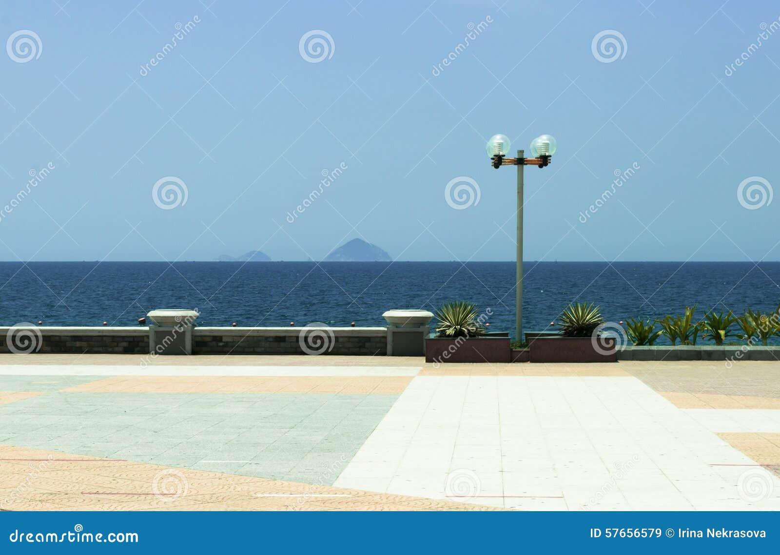 Nadbrzeża Nha trang