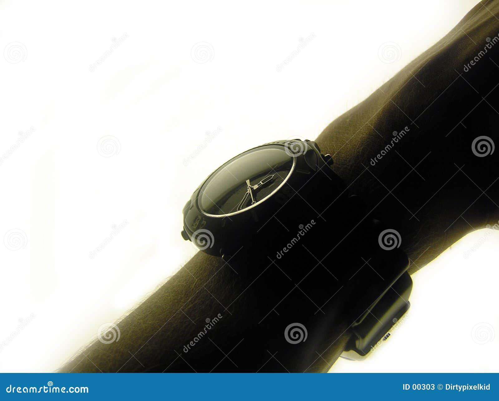 Nadgarstek zegarka