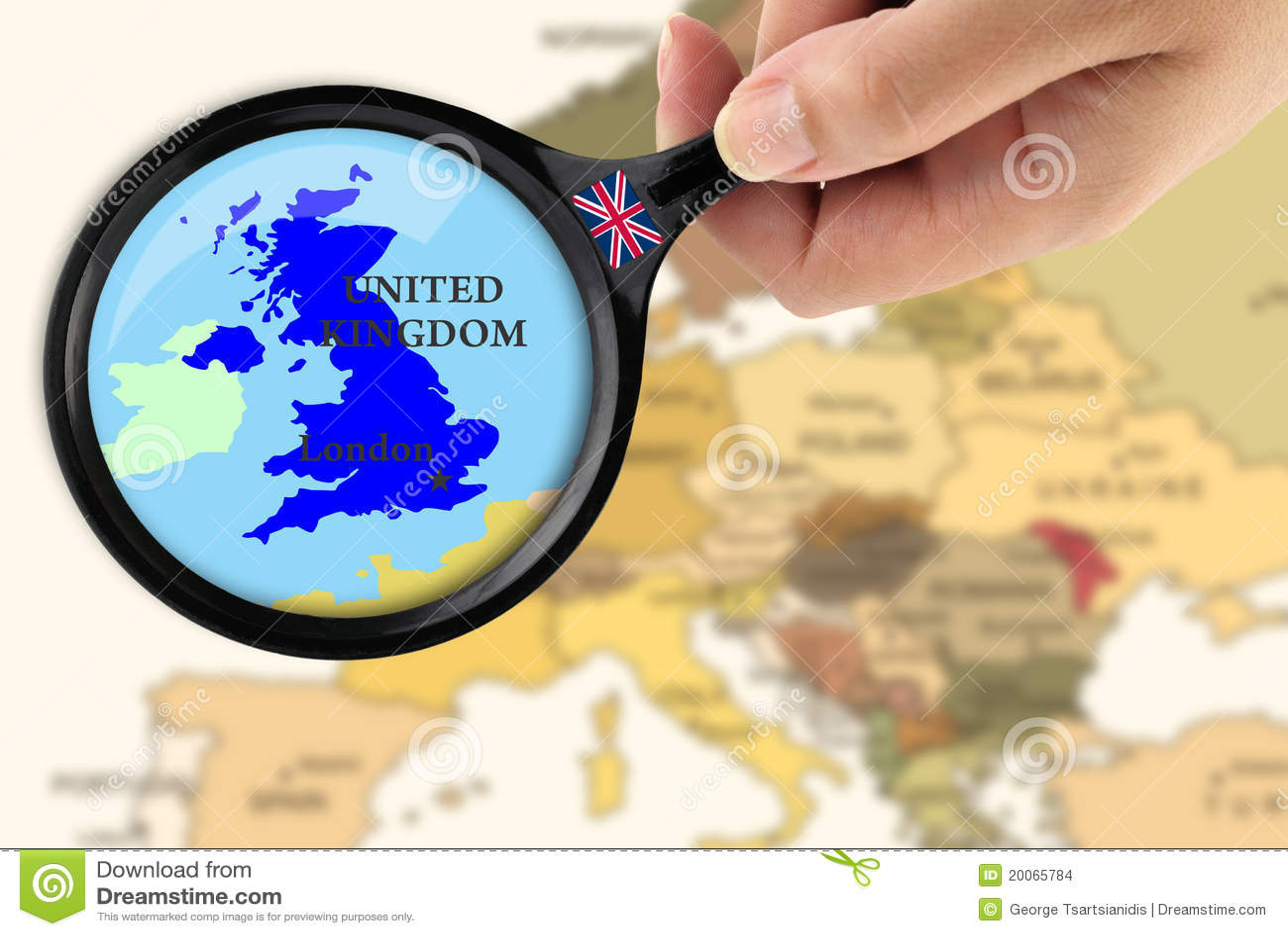 Nadruk in het Verenigd Koninkrijk