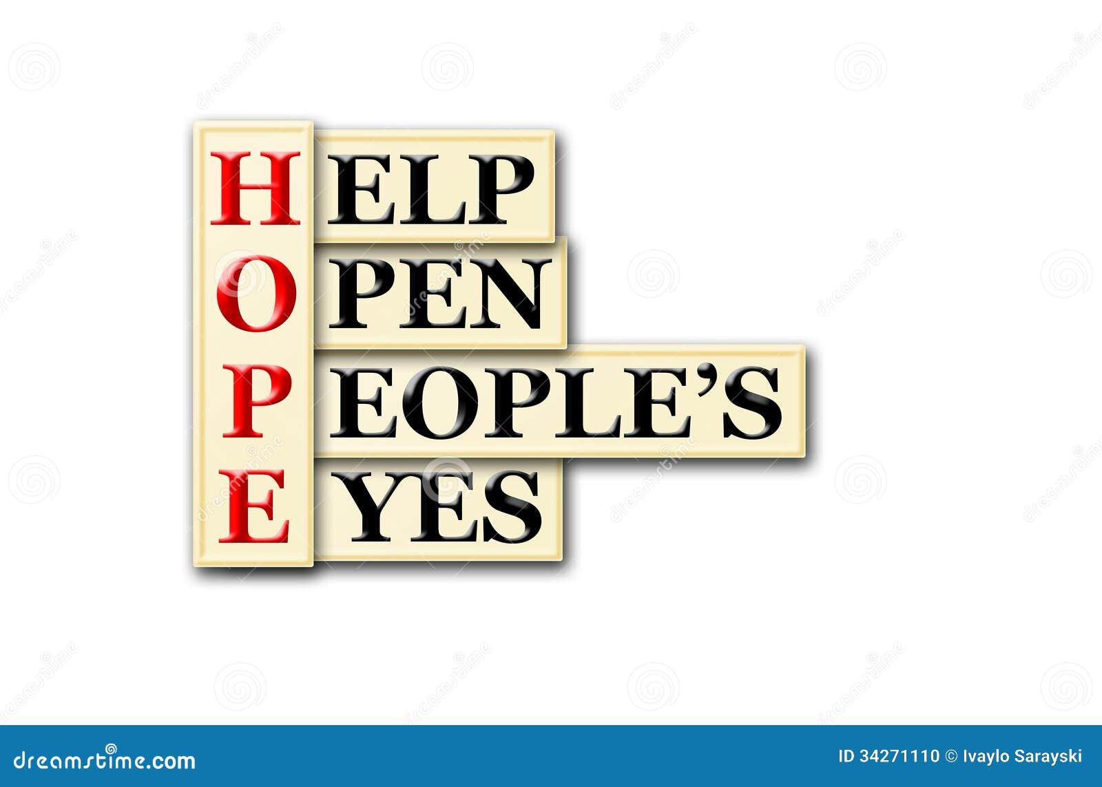 Nadziei oczy