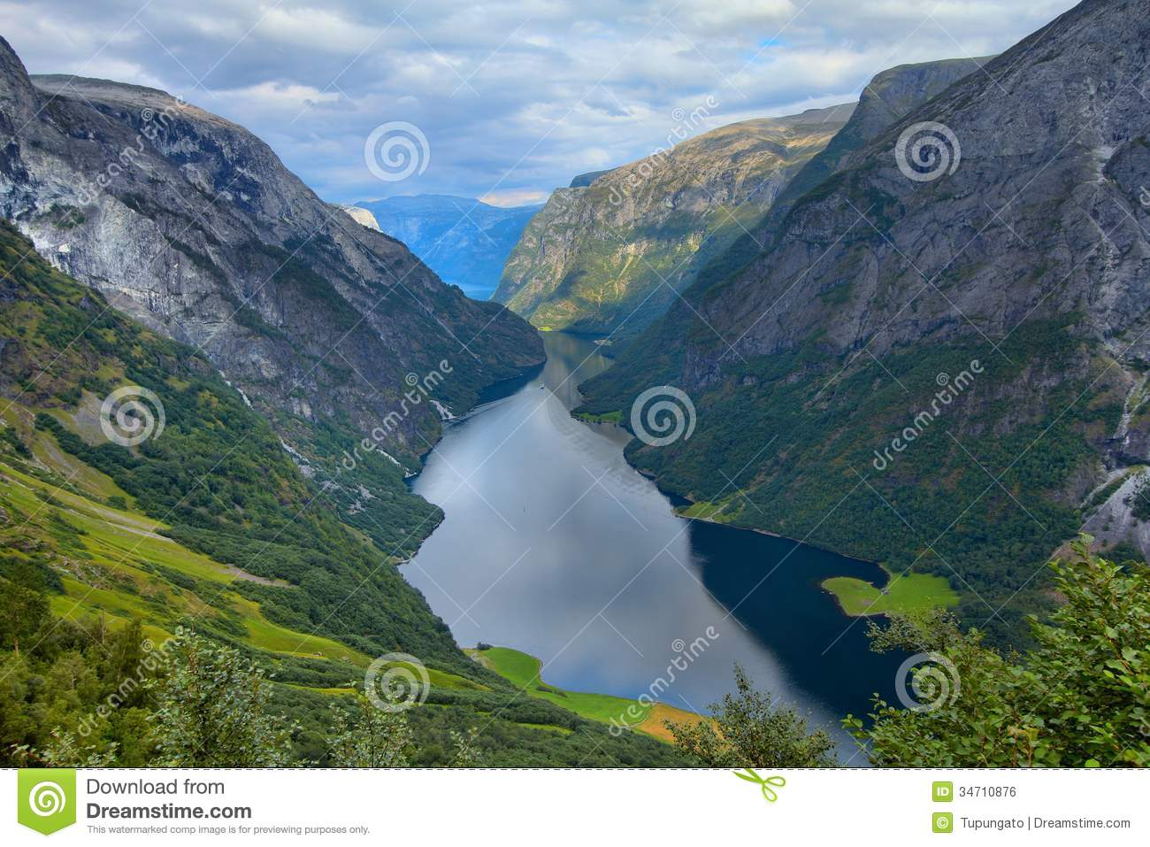 dating sites in norway landscape