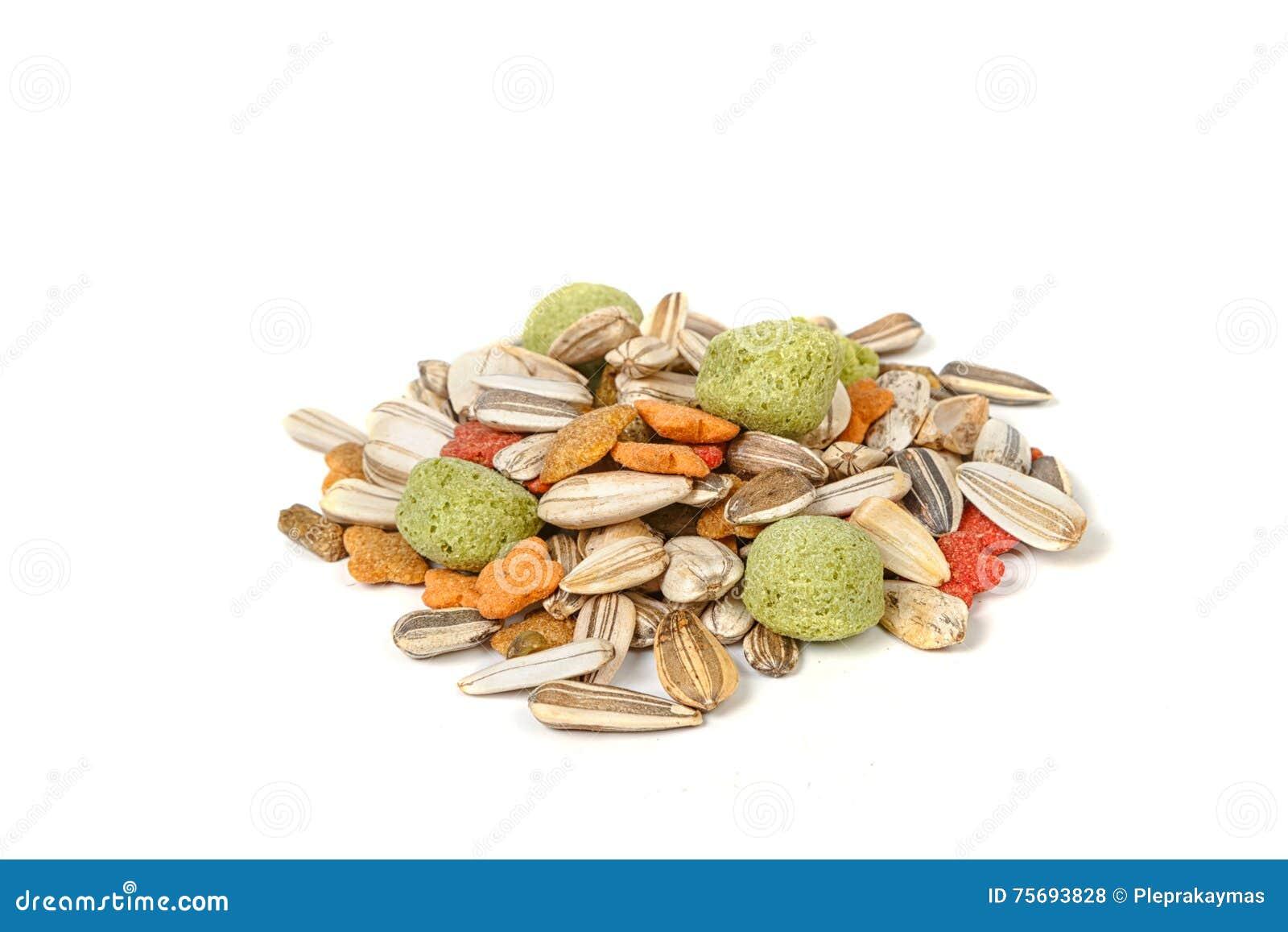Nagetier-Lebensmittel-Mischung von Körnern