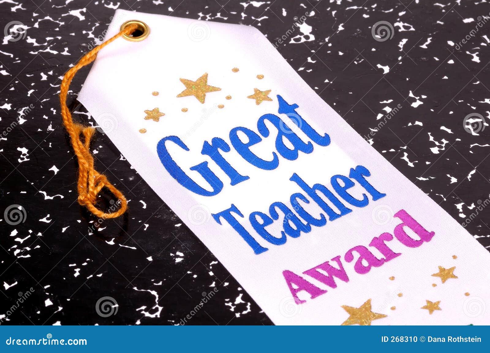 Nagroda nauczyciel