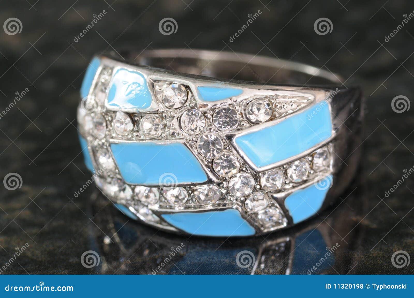 Nahaufnahme eines Ringes