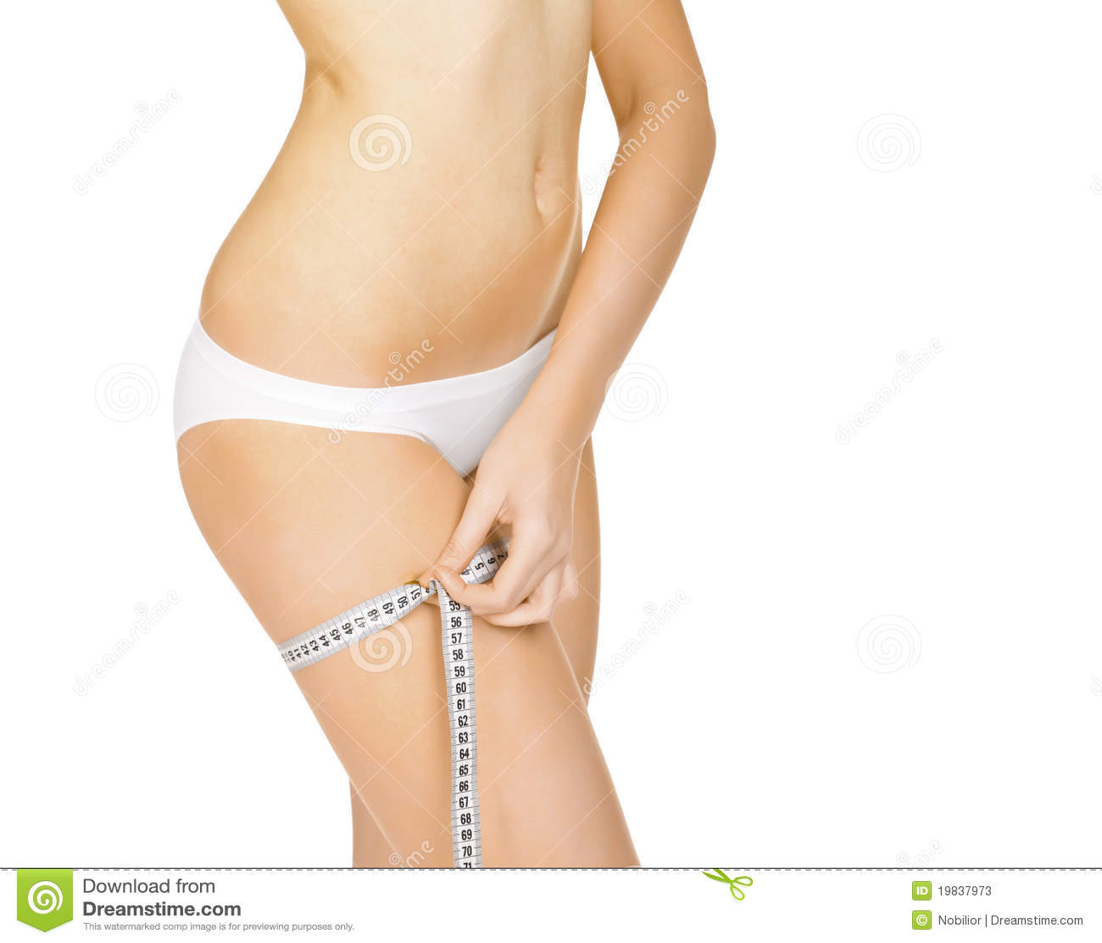 Nahaufnahmefoto des Fahrwerkbeines der Frau