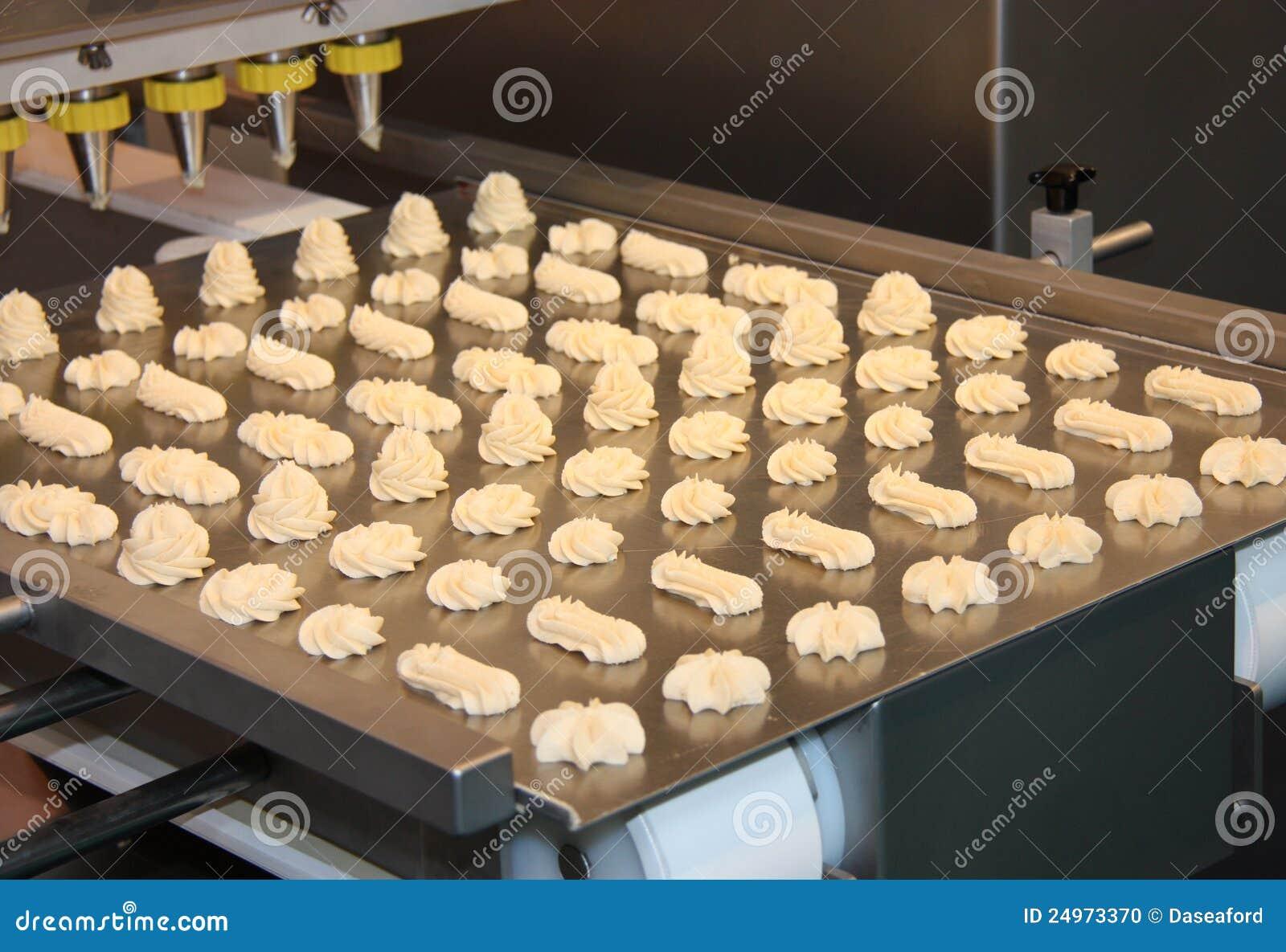Nahrungsmittelaufbereitende Maschine.