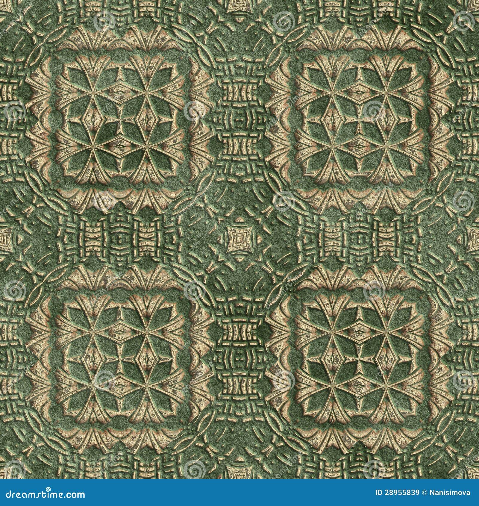 nahtlose antike fliesen stock abbildung illustration von mosaik 28955839. Black Bedroom Furniture Sets. Home Design Ideas