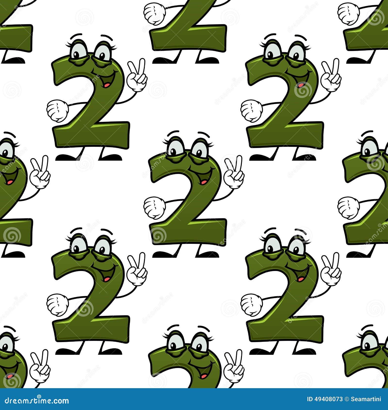 Download Nahtloser Hintergrund Mit Cartooned Nr. 2 Vektor Abbildung - Illustration von zicklein, ausbildung: 49408073