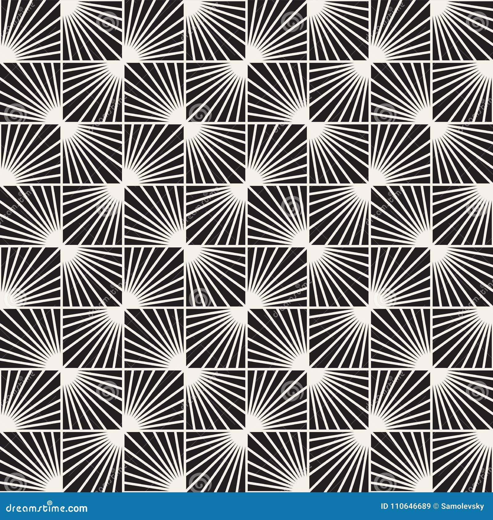 Nahtloses Gittermuster des Vektors Moderne stilvolle Beschaffenheit mit Gitter Wiederholen des geometrischen Gitters Einfacher Gr