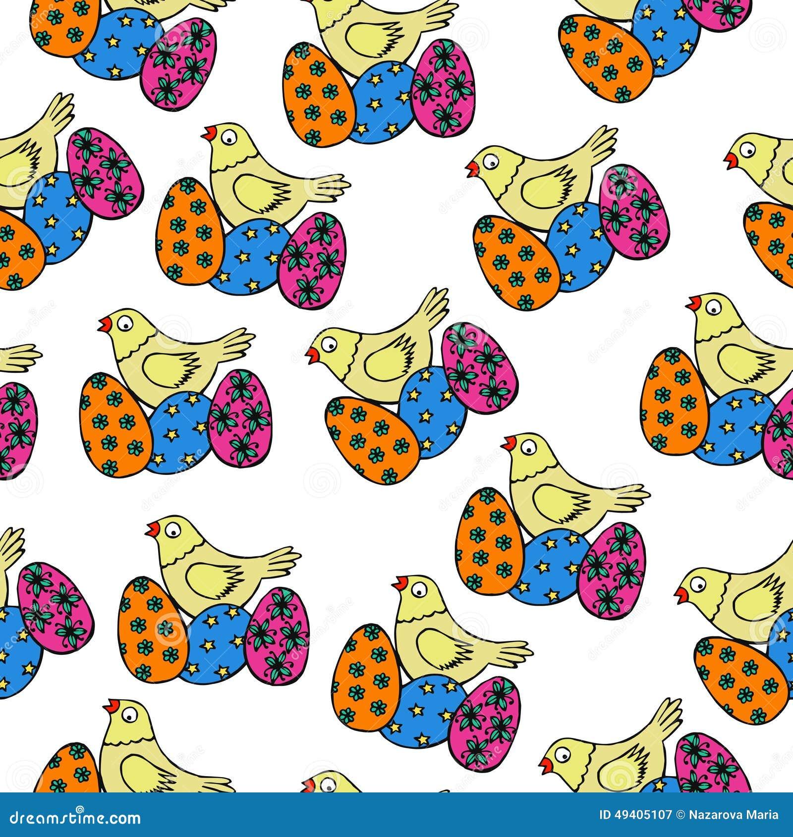Download Nahtloses Muster stock abbildung. Illustration von festivals - 49405107