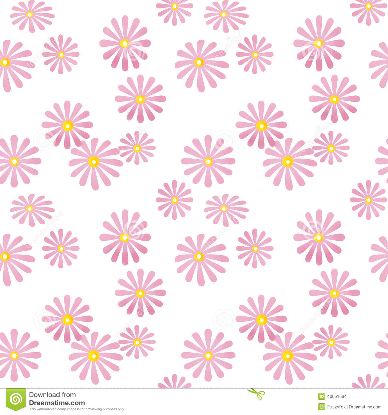 S Floral Pattersn Fashion