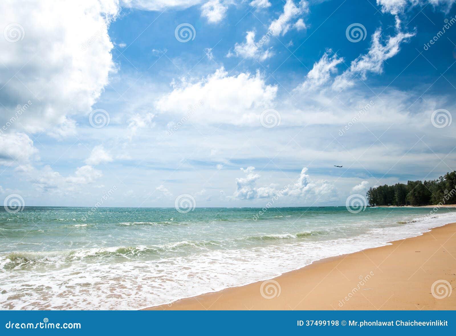 Nai Yang Beach, Phuket Tailandia