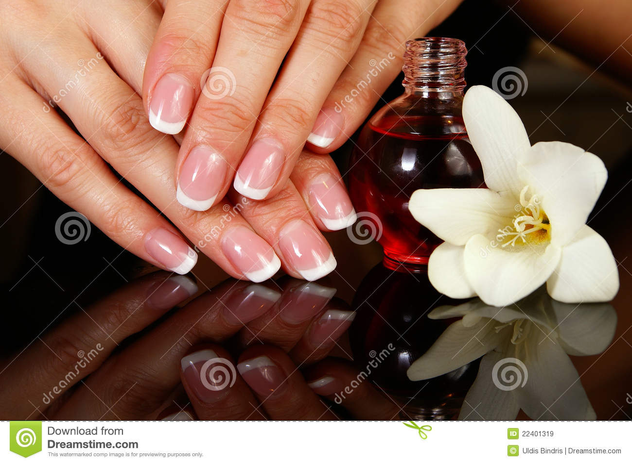 Nail Art Stock Image Image Of Girl Craft Buff Fingers 22401319