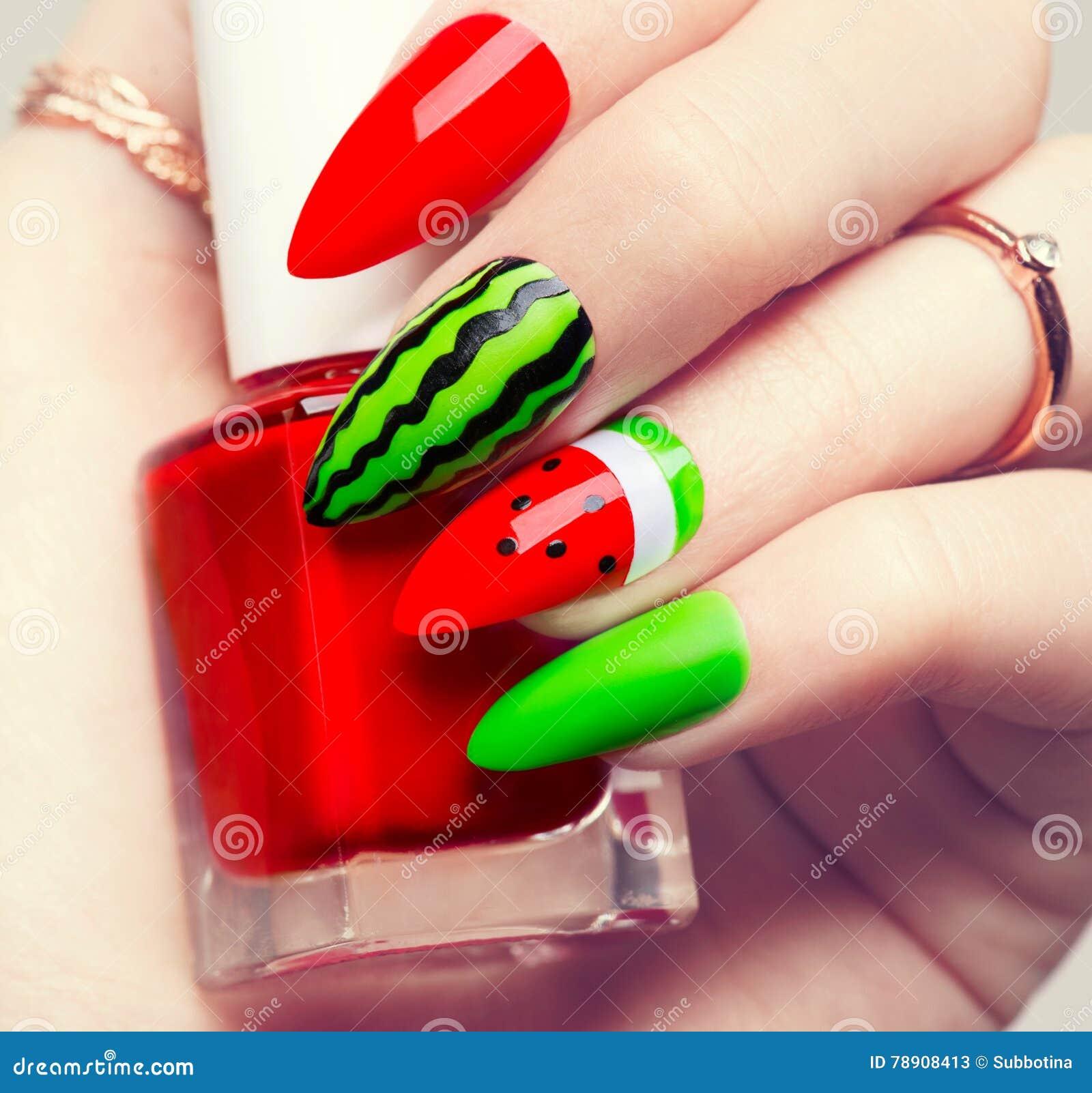 Fourth of July Patriotic nails | Patriotic nails, Nails