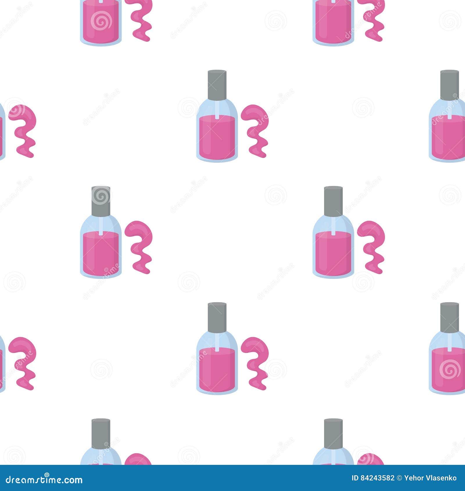 how to draw nail polish