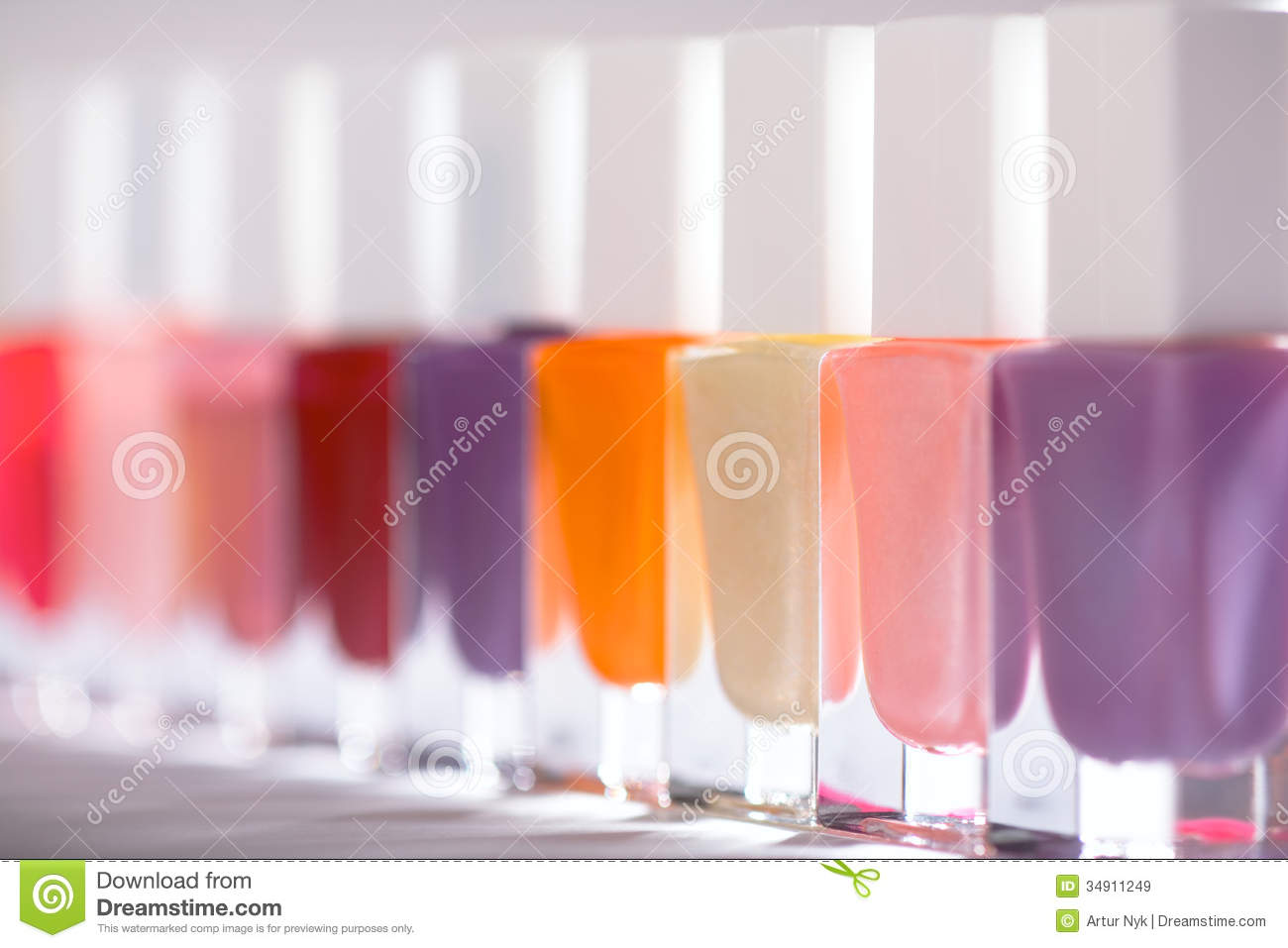 A Sample Nail Polish Production Business Plan Template