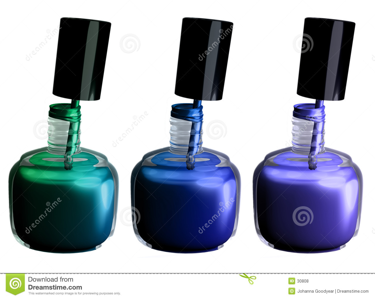 Download Nailpolish stock de ilustración. Ilustración de cosméticos - 30808