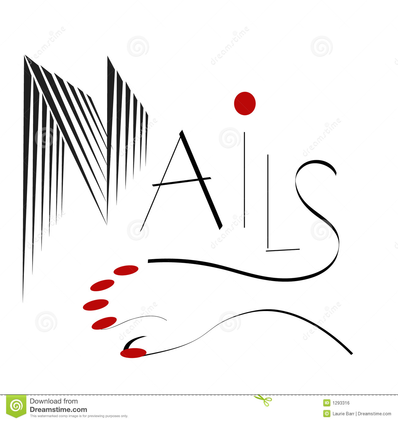 clipart for nails - photo #35