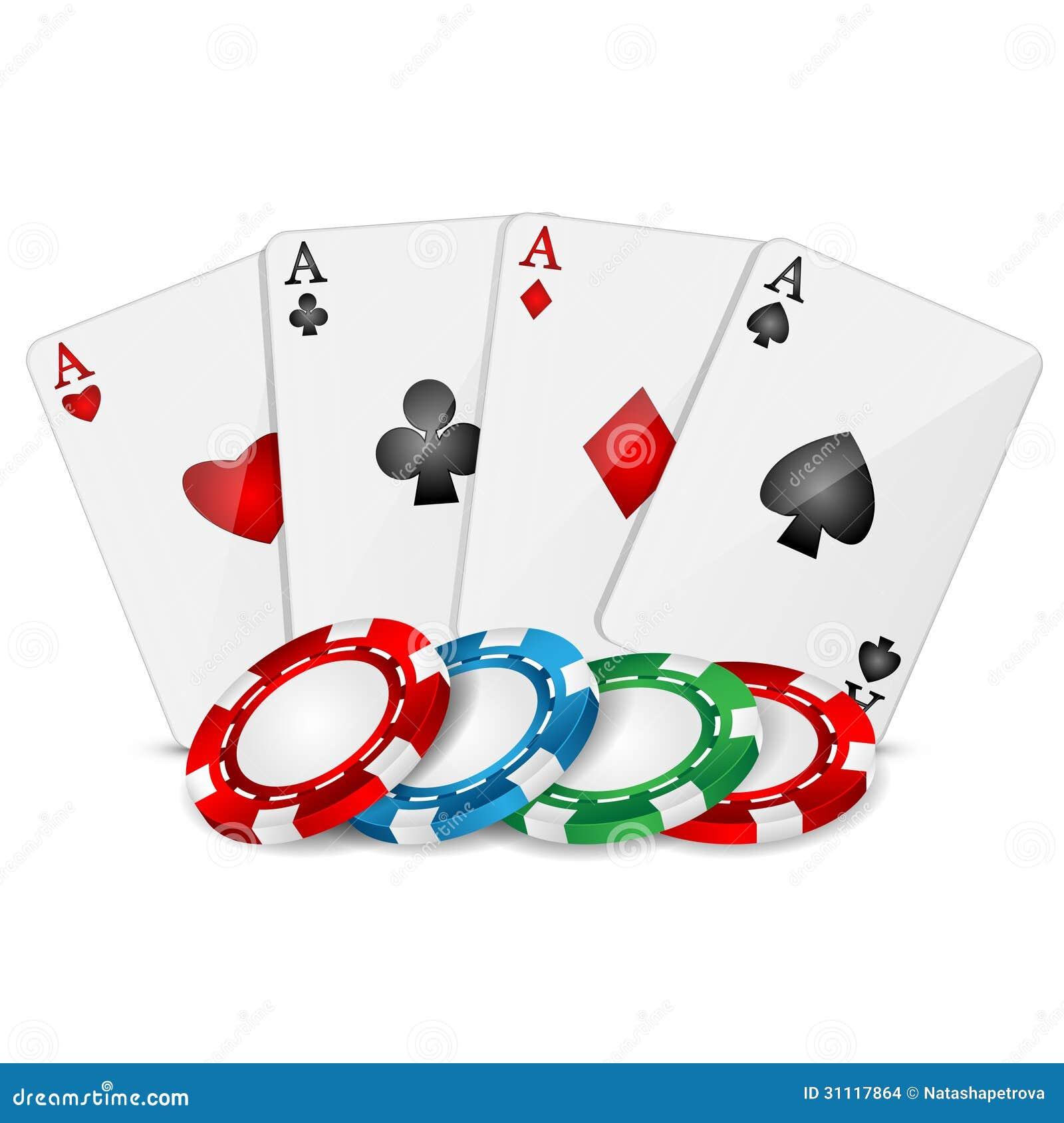 Tatuajes fichas de casino