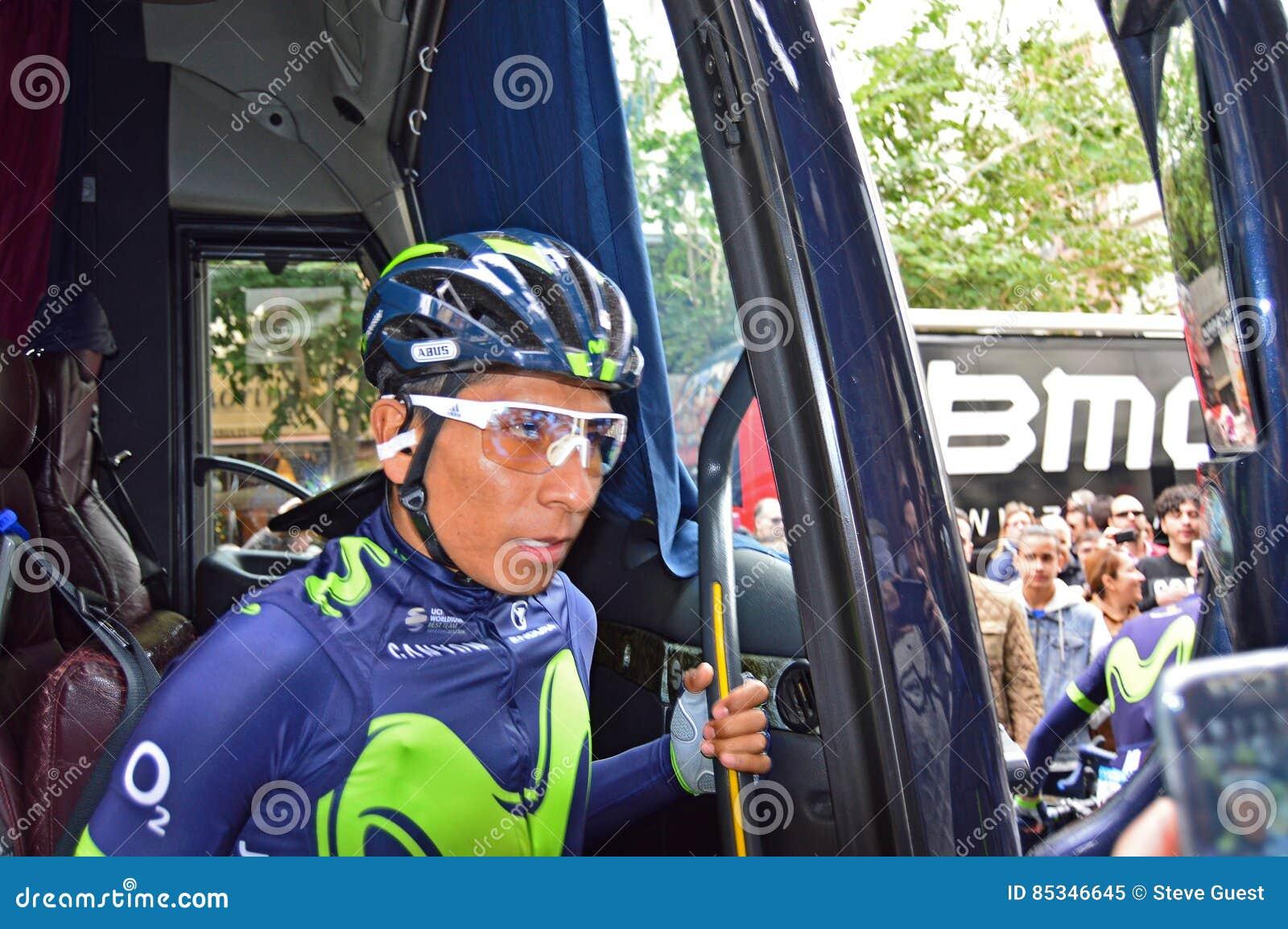 Nairo Quintana Team Movistar