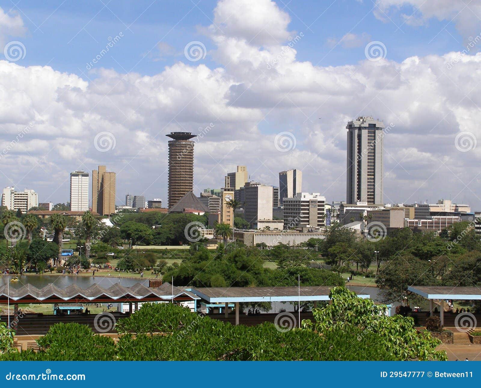 Nairobia śródmieście