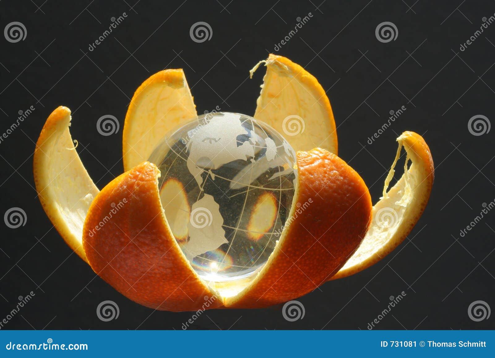 Naissance de globe