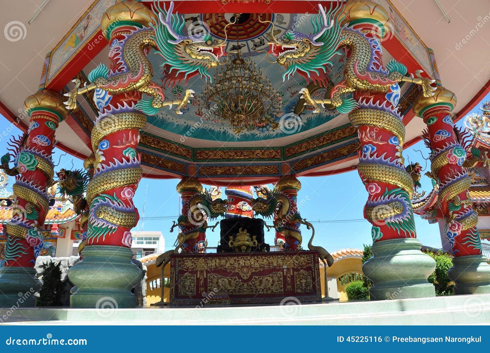 Najasaataichue Chinese tempel