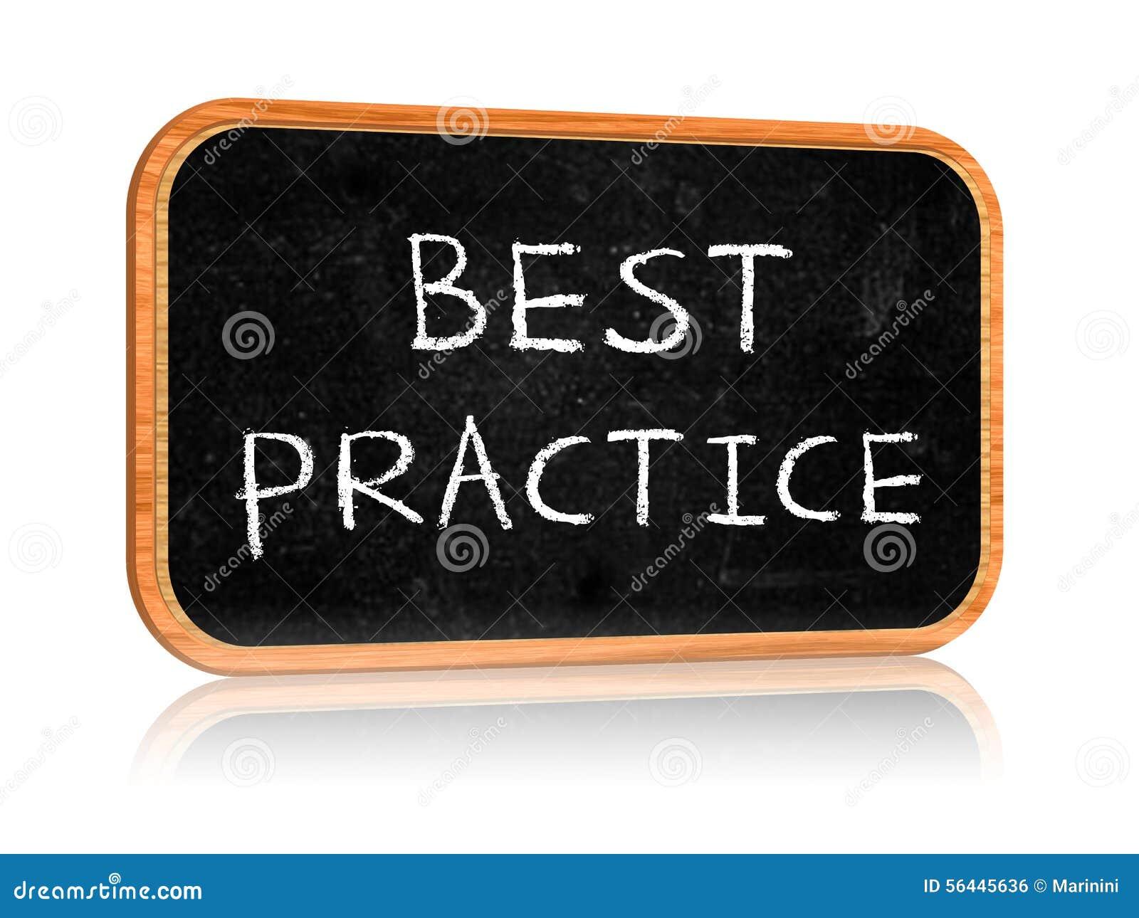 Najlepsza praktyka