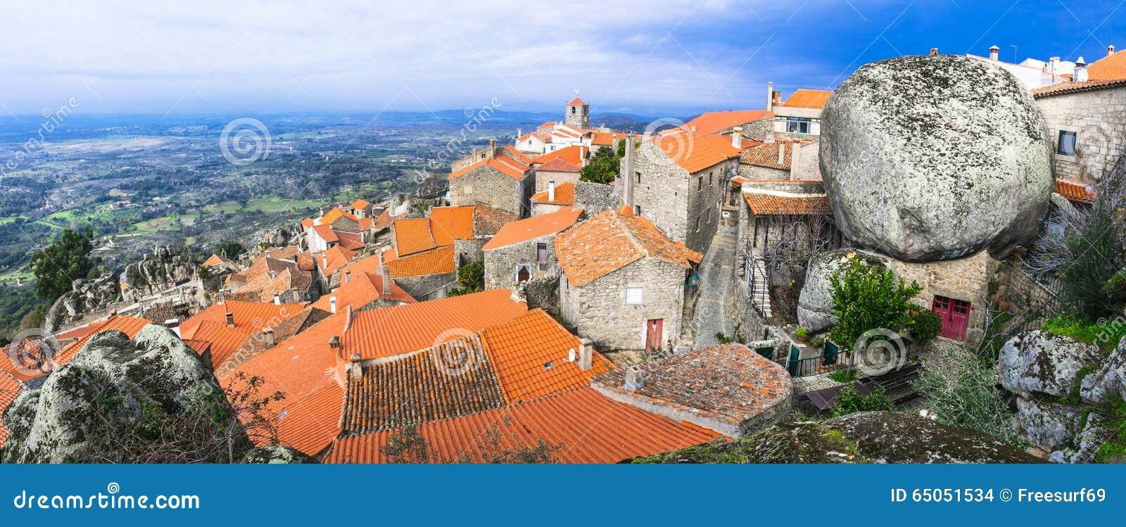 Najwięcej pięknych wiosek - Monsanto, Portugalia